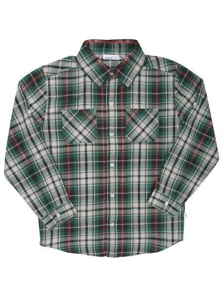 Check Full Sleeves Shirt