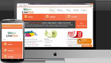 WebArc LiveChat